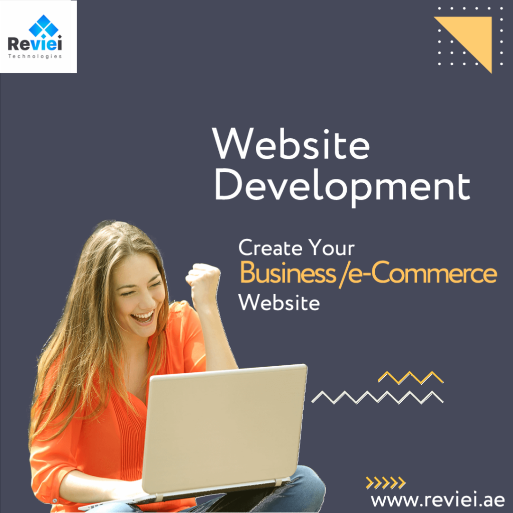 website development in uae